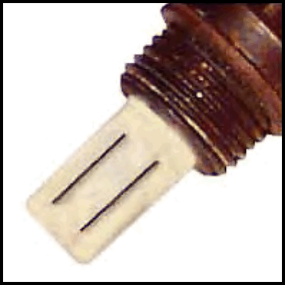 Lambda Sensors silicone poisoning
